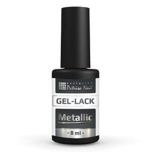 Трехфазный гель-лак «Металлик»
